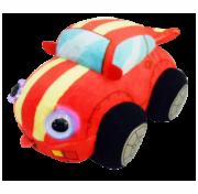 Игрушка 1 TOY Дразнюка-БИБИ Гоночная Машинка 15см электрические глазки светятся Т12048