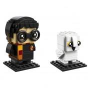 Конструктор LEGO 41615 BrickHeadz Гарри Поттер и Букля