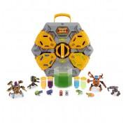 Игрушка сюрприз для мальчиков Ready2Robot Surprise 551706 Космический корабль/Арена для сражений