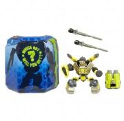 Игрушка сюрприз для мальчиков Ready2Robot Surprise 553885 две капсулы с роботами (Крепыш и оружие)