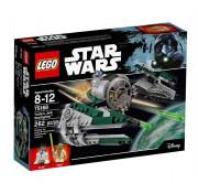 Конструктор Звездный истребитель Йоды 75168 LEGO Star Wars