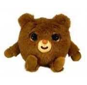 Игрушка 1 TOY Дразнюка-Zoo плюшевый медвежонок показывает язык 13см Т12055
