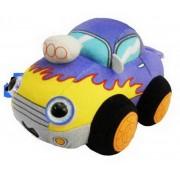 Игрушка 1 TOY Дразнюка-БИБИ Автомобильчик 15см электрические глазки светятся Т12047
