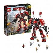 Конструктор 70615 Огненный робот Кая LEGO Ninjago