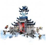 Конструктор 70617 Храм Последнего великого ордена LEGO The Ninjago Movie