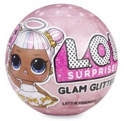 Кукла-сюрприз в шаре Glam Glitter 2 серия L.O.L Surprise Original 554776 MGA Entertainment