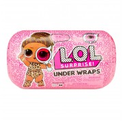 Кукла капсула-сюрприз LOL Декодер Original Under Wraps Eye Spy, 2 волна, 4 серия, MGA Entertainment