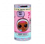 Интерактивная кукла ЛОЛ Декодер Питомец собачка Hoops D.O.G.G, LOL Original Interactive Live Surprise