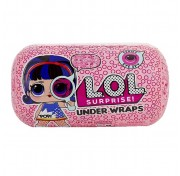 Кукла капсула-сюрприз LOL Декодер Original 4 серия Under Wraps 552048 MGA Entertainment