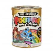 Игрушка-сюрприз Poopsie Slime Surprise Pack Gold Series 556978 Пупси Слайм Сюрприз Золотая Серия