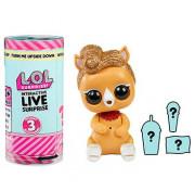 Интерактивная кукла-сюрприз ЛОЛ Живые Питомцы 2 волна LOL Original Interactive Live Surprise 557166