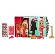 Большая Кукла ЛОЛ сюрприз 23см LOL Surprise! OMG Swag Fashion Doll с 20 сюрпризами