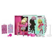 Большая Кукла ЛОЛ сюрприз 28см LOL Surprise! O.M.G. Lady Diva Fashion Doll с 20 сюрпризами