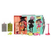 Большая Кукла ЛОЛ сюрприз 28см LOL Surprise! O.M.G. Neonlicious Fashion Doll с 20 сюрпризами