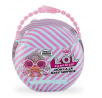 Большая кукла сюрприз ЛОЛ Ooh La La Baby Surprise Lil Kitty Queen L.O.L. Surprise