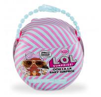 Большая кукла сюрприз ЛОЛ Ooh La La Baby Surprise Lil D.J. L.O.L. Surprise