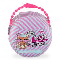 Большая кукла сюрприз ЛОЛ Ooh La La Baby Surprise Lil Bon Bon L.O.L. Surprise