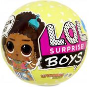 Кукла-сюрприз LOL Surprise Boys Series 3 в шаре 567004