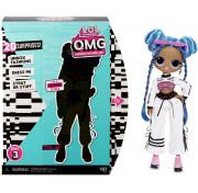 Кукла-сюрприз LOL Surprise OMG 3 Серия CHILLAX Fashion Doll с 20 сюрпризами MGA Entertainment 567202