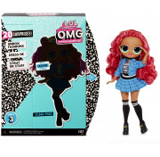 Кукла-сюрприз LOL Surprise OMG 3 Серия Class Prez Fashion Doll с 20 сюрпризами MGA Entertainment 567219