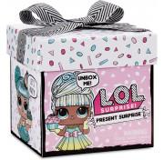 Коробочка сюрприз Кукла ЛОЛ Подарочная 8 серия 570660 LOL Present Surprise Original