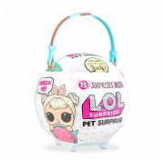 Игровой набор MGA Entertainment LOL Surprise Cottontail Q.T Biggie Pet 554745
