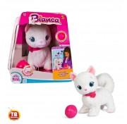 Интерактивная кошка Bianca IMC Toys 95847, в комплекте с клубком