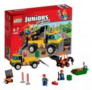 Конструктор Lego Juniors 10683 Лего Джуниорс Грузовик для дорожных работ