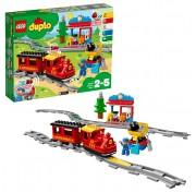 Конструктор Lego Duplo 10874 Лего Дупло Поезд на паровой тяге