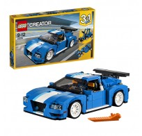 Конструктор Lego Creator 31070 Лего Криэйтор Гоночный Автомобиль 3в1