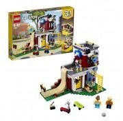 Конструктор Lego Creator 31081 Криэйтор Модульная скейт-площадка 3в1
