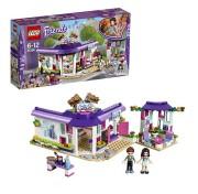 Конструктор Lego Friends 41336 Лего Подружки Арт-кафе Эммы