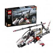 Конструктор Lego Technic 42057 Лего Техник Сверхлегкий вертолет