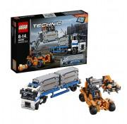 Конструктор Lego Technic 42062 Лего Техник Контейнерный терминал