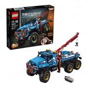 Конструктор Lego Technic 42070 Лего Техник Аварийный внедорожник 6х6