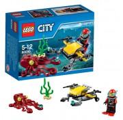 Конструктор Lego City 60090 Лего Город Глубоководный скутер
