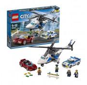 Конструктор Lego City 60138 Лего Город Стремительная погоня