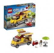Конструктор Lego City 60150 Лего Город Пиццерия на колесах