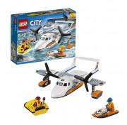 Конструктор Lego City 60164 Лего Город Спасательный самолет береговой охраны