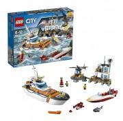 Конструктор Lego City 60167 Лего Город Штаб береговой охраны