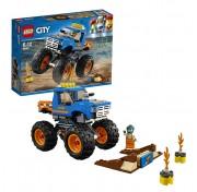 Конструктор Lego City 60180 Лего Город Монстрогрузовик