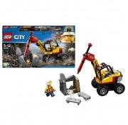 Конструктор Lego City 60185 Лего Город Трактор для горных работ