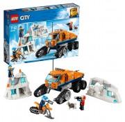 Конструктор Lego City 60194 Лего Город Арктическая экспедиция Грузовик ледовой разведки