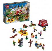 Конструктор Lego City 60202 Лего Город Любители активного отдыха