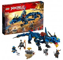 Конструктор Лего Ниндзяго 70652 Вестник Бури LEGO The Ninjago Movie