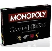 Игра настольная Монополия Game of Thrones Игра Престолов B61231210 Hasbro