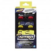 Набор из трех машинок Нерф Нитро C0774 Nerf Nitro Hasbro