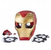 Интерактивная маска Железного Человека с дополненной реальностью E0849 Hasbro Avengers Movie