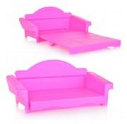 Игровой набор мебели для кукол Диван раскладной Зефир С-1472 завод Огонек ОГ1472