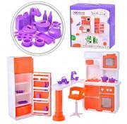 Кухня Конфетти С-1339 кукольная мебель Огонек